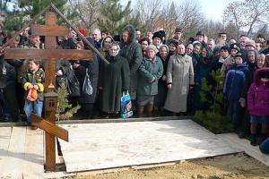 Чин отпевания и погребения архиепископа Паисия. Фоторепортаж