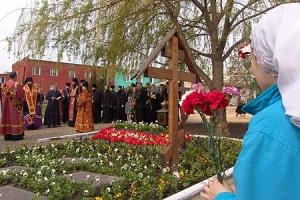 На сороковой день кончины архиепископа Паисия в Орле совершено его молитвенное поминовение