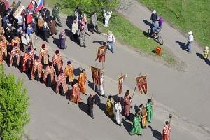 В день Георгия Победоносца в Орле пройдет традиционный крестный ход