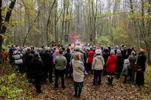 В Ливенском районе почтили память жертв большевистских репрессий