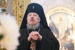 Архиепископ Пантелеимон: пусть в праздник Пасхи ни один обездоленный не останется без человеческого внимания