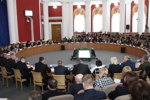 Глава Орловской епархии принял участие в заседании Координационного совещания по обеспечению правопорядка в Орловской области