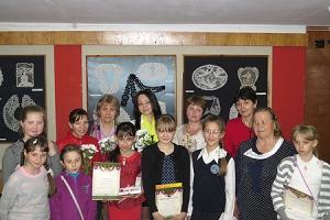 Во Мценске проходит выставка «Кружевная весна», организованная Мценским благочинием