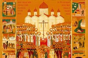 Виктор Ливцов: «На крови Новомучеников стоит будущее»