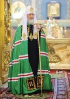 Нам более не дано право на разделение — Патриарх Кирилл