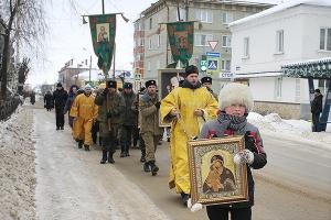 В Ливнах молитвенно почтили память жертв репрессий казачества