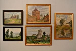 В Орловском музее изобразительных искусств открылась выставка «Благодатные знаки»