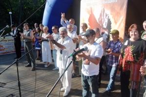 Известный православный бард Вячеслав Капорин возглавил в Орле жюри международного фестиваля