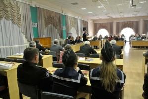 В библиотеке имени Бунина прошёл вечер «Крым, Севастополь и Орловский  край»