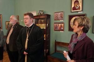 В музее И.С.Тургенева открылась выставка «Артели православных художников»