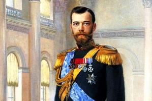 День рождения Царя-Страстотерпца Николая Второго