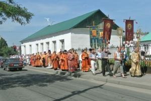 В День города в Орле пройдёт Крестный ход