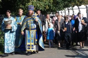 Крестный ход к историческим истокам Орла
