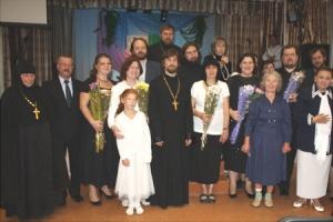 В Болхове прошёл вечер памяти протоиерея Василия Ермакова