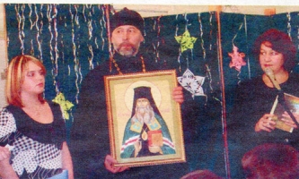 В школьный музей села Малиново Краснозоренского района переданы письма Святителя Феофана Затворник