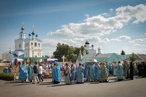 Православный мир отмечает Успение Пресвятой Богородицы