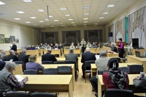 В Библиотеке имени И.А.Бунина прошла   презентация Российского института стратег