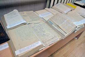 В областном архиве созданы фонды митрополита Палладия и архиепископа  Паисия