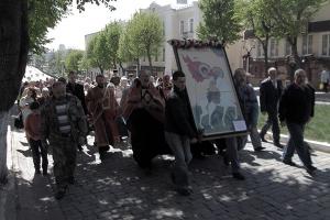 В Орле завершился Фестиваль православной молодежи «Святой Георгий». Фоторепортаж