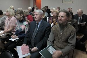 Участники конференции в государственном архиве Орловской области обсудили вопрос