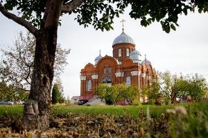 Марие-Магдалинский монастырь с. Никольское отметил 20-летие возрождения