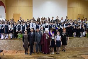 Митрополит Антоний встретится с педагогами и учащимися школы № 22 города Орла