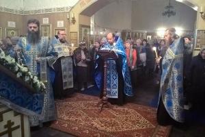 Храм иконы Божией Матери «Знамение» Курская-Коренная в Орле отметил престольный