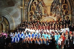 Патриарший фестиваль «Песнопения Христианского мира» объявляет конкурс «Пасхальн