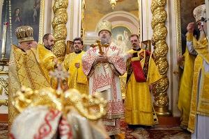 Глава Орловской митрополии совершил поминовение «всех, невинно убиенных в годину