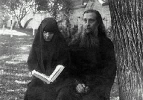 Исполнилось 16 лет со дня обретения мощей преподобноисповедника Сергия (Сребрянс