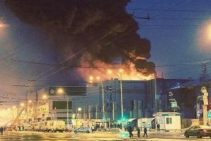 В Орле состоится панихида по погибшим во время пожара в Кемерове 25 марта