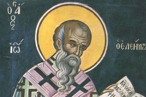 Слово о вечном. Святитель Иоанн Милостивый