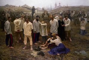 В храмах Орловской епархии помолятся о жертвах геноцида казачества