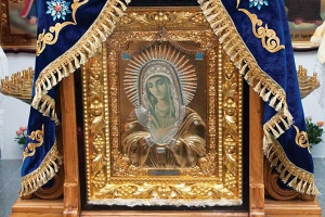 Орловскую митрополию посетит чудотворная икона Божией Матери «Умиление» Локотская