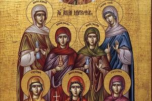 Слово о вечном. Неделя святых жен-мироносиц