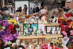 Заупокойные службы состоялись во всех храмах Орловской митрополии в 40-й день после трагедии в Кемерове