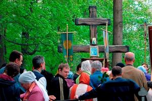 В Орле отметили день памяти Христа ради юродивого Афанасия Андреевича Сайко