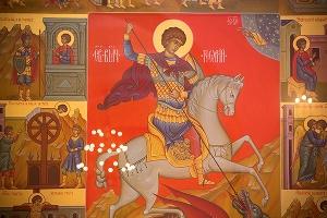 Слово о вечном. Великомученик Георгий Победоносец