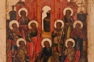 Слово о вечном. Девять мучеников Кизических