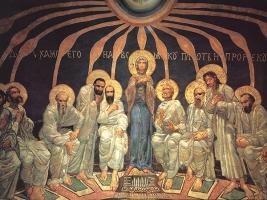 Слово о вечном. Троицкая родительская суббота и Пятидесятница