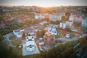 В канун праздника Успения митрополит Антоний возглавил торжества в честь 200-летия архиерейской кафедры в Орле