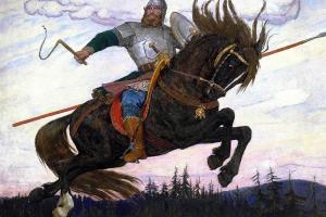 Орловская земля времен святого князя Владимира: глухой угол Киевского государства и подвиг Илии Муромца