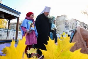 В день Покрова Пресвятой Богородицы митрополит Антоний совершил литургию в орловском Знаменском храме