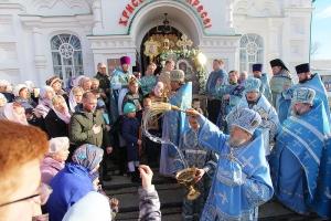 Орловчане отметили престольный праздник Иверского храма