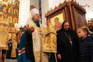 Митрополит Антоний рассказал о своей встрече со святителем Лукой
