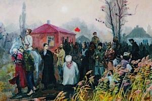 В день 100-летия начала геноцида казачества в храмах епархии помянут его жертв