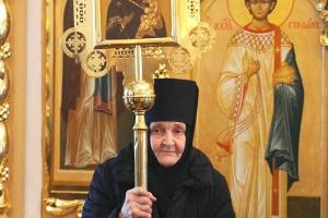 «Днесь святая святых радуются». Престольный праздник Свято-Введенского монастыря. Фоторепортаж