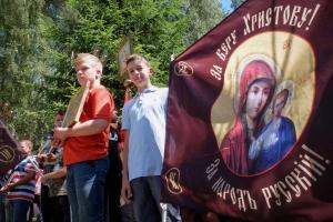 Новости Знаменско-Хотынецкого благочиния: первая литургия в Алехинском храме и Дни православной культуры