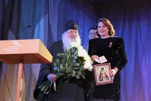 Архипастырь поздравил ОГУ имени Тургенева со 100-летием