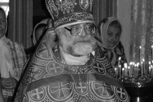 Отошел ко Господу протоиерей Иоанн Квятович